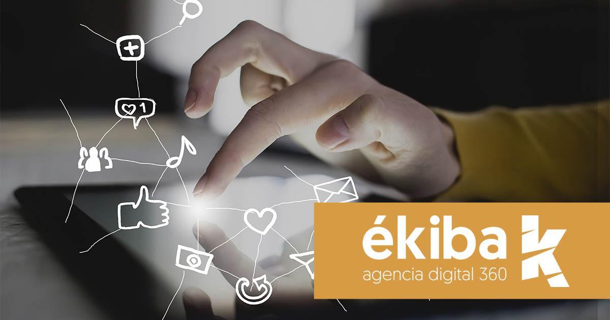 SEO y redes sociales van de la mano - ékiba