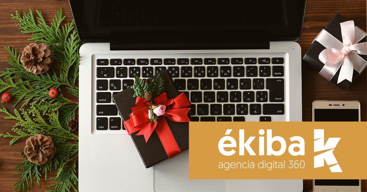 7 claves para rentabilizar tu campaña de marketing digital para navidad - Agencia ékiba