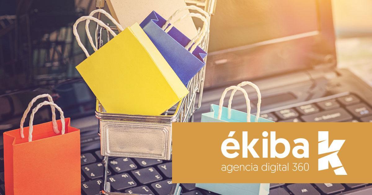 Ventajas del ecommerce para tu negocio - Agencia ékiba
