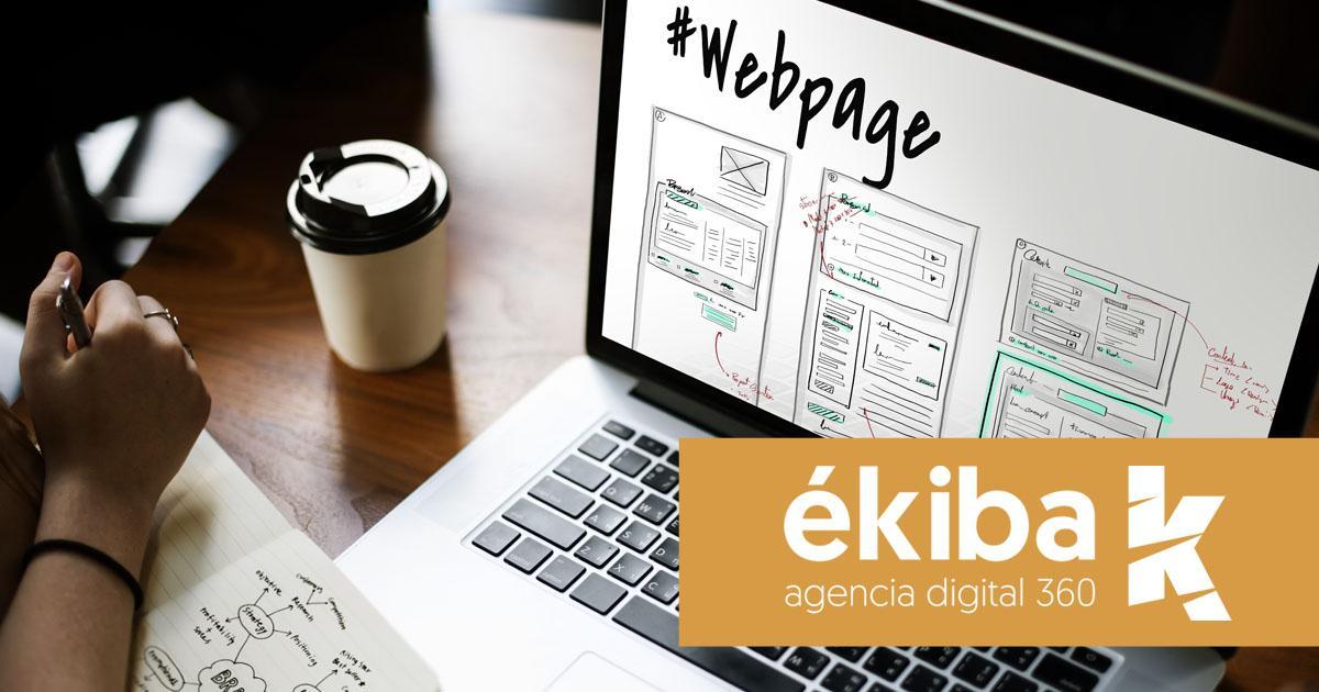 Página web exitosa - Agencia ékiba