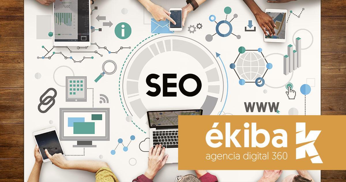 Cómo mejorar el posicionamiento web - Agencia ékiba