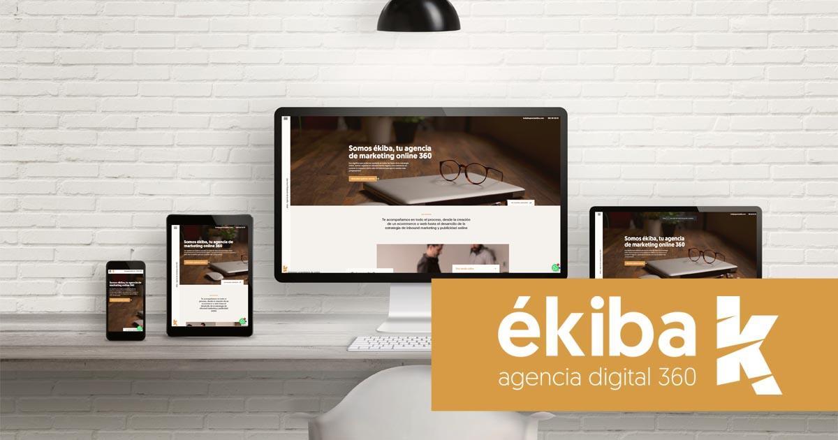 Puntos clave para desarrollar un diseño web responsive - Agencia ékiba