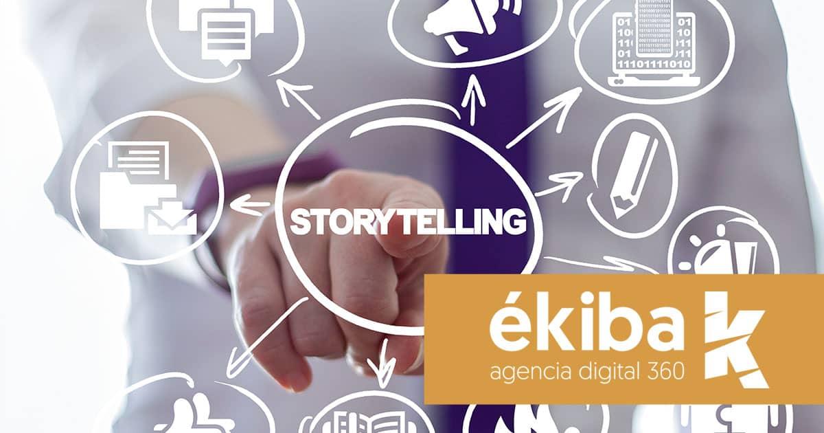 Storytelling: El arte de contar una historia para conectar con tus usuarios